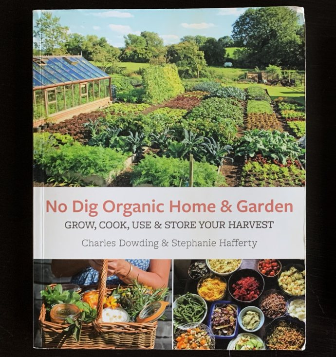 cover boek no dig home and garden